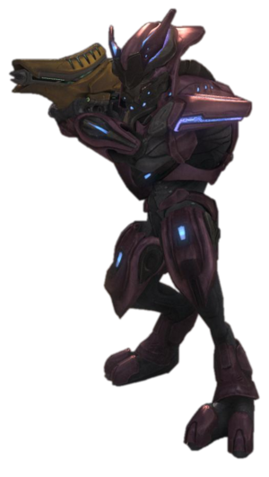 HReach - Sangheili Field Marshall