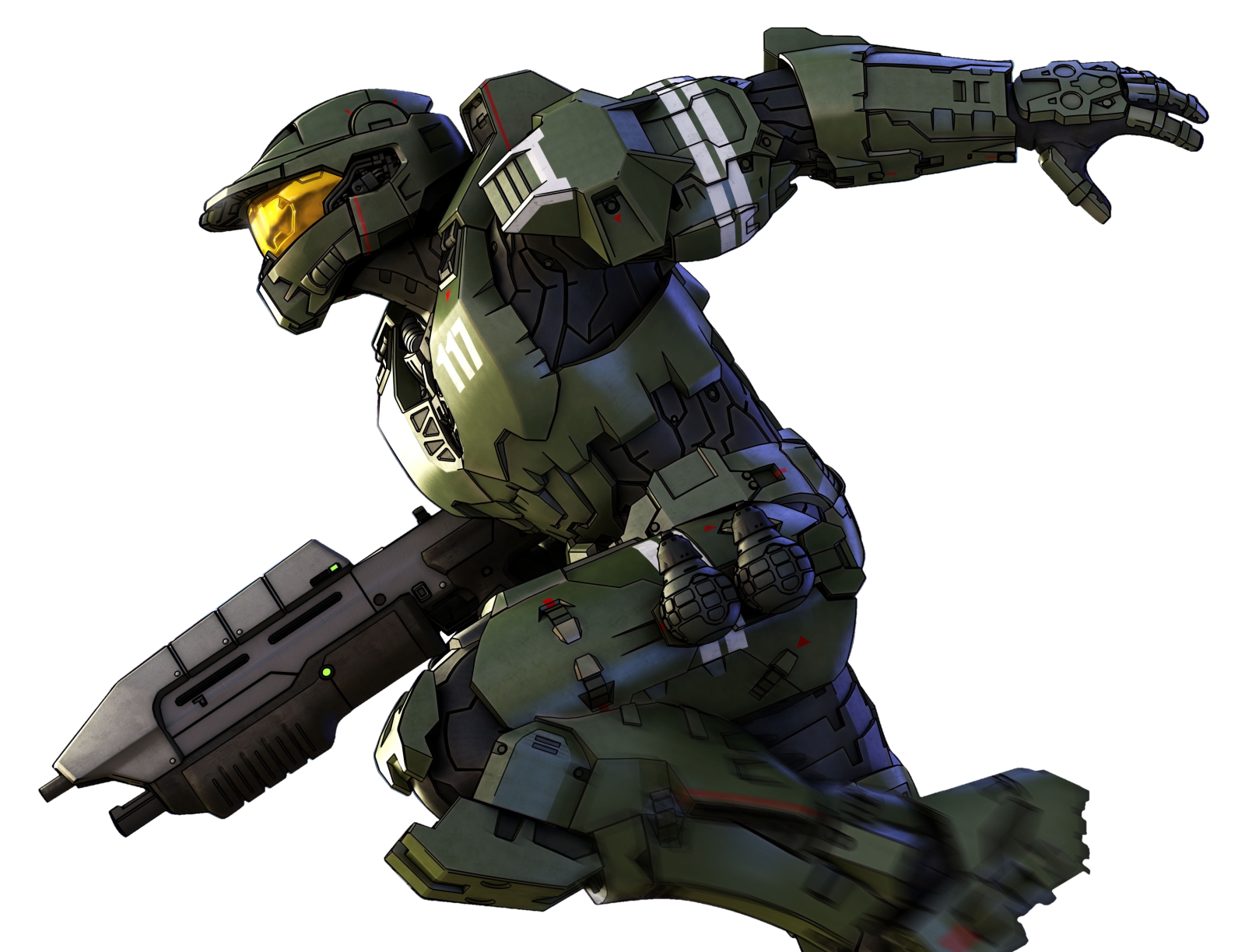 File Halo Legends Spartan 117 Right on odst in cartoon