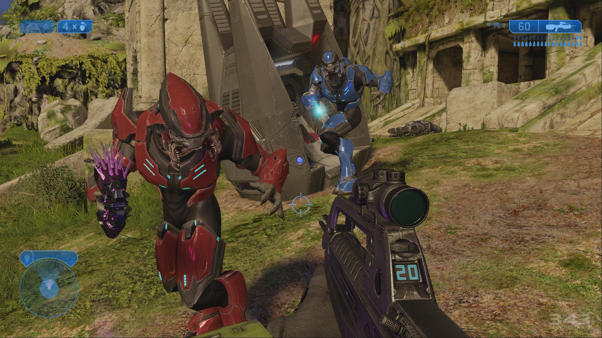 Halo 5 guardians - ps3
