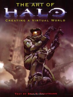 Art of Halo Front Cover