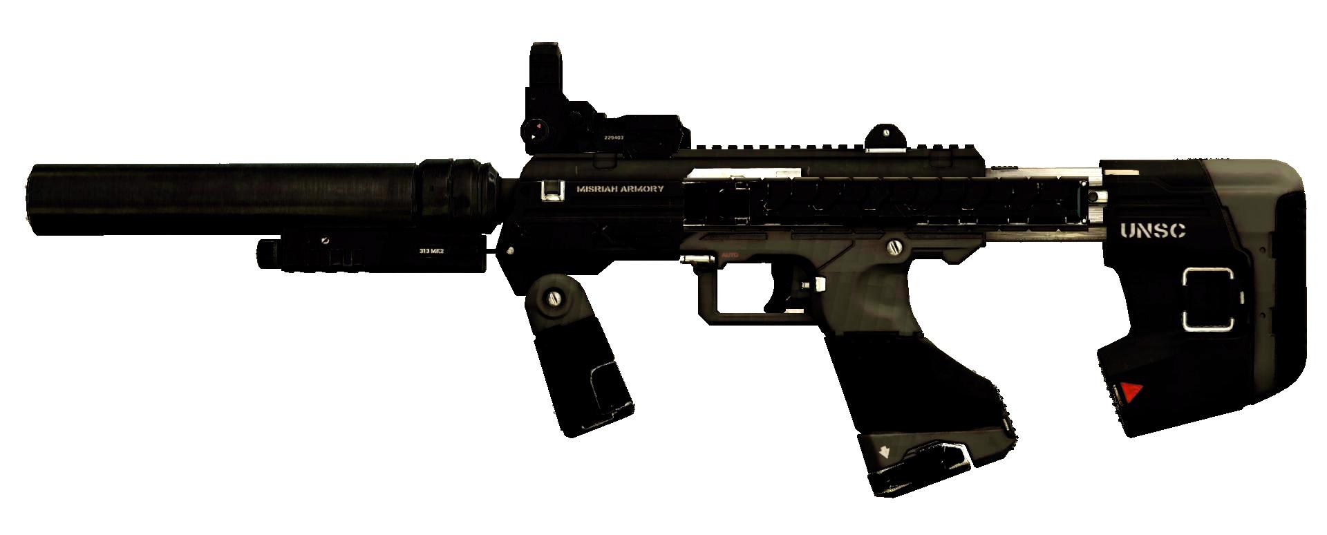 M7s Caseless Submachine Gun Halo Nation Fandom Powered