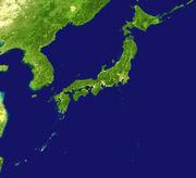 Japan satellite