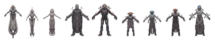 Forerunner forms