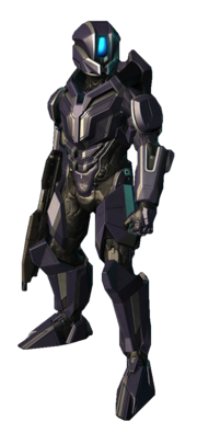 H4 Prefect Armor