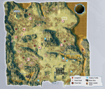 Theflood map