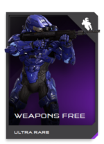 H5G REQ-Card WeaponsFree