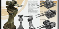 KG Mk 34 Antipersonnel Flame Mortar Launcher