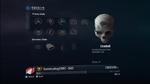 HR Cowbell Skull