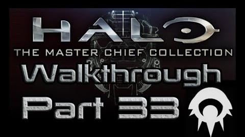 Halo- The Master Chief Collection Walkthrough - Part 33 - The Covenant