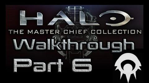 Halo-343 Guilty Spark Walkthrough