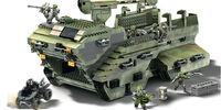 List of Halo Wars Mega Blok Sets