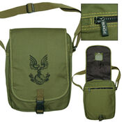 UNSC Canvas Messenger Bag