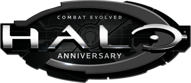 File:Halo Combat Evolved Anniversary Logo.png