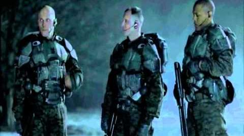 "Halo Reach Live Action Trailer ""Patrol"""