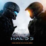 Halo 5 Guardian Original Sountrack Cover