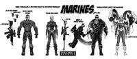 HaloMMO Marines (class)