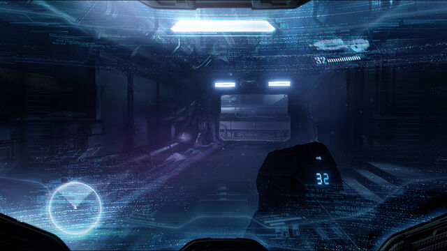 File:The original painting for Cortana's rampancy.jpg
