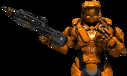 USER Grif Halo4 CGI