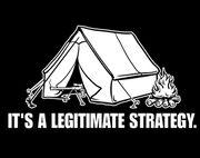 Campingtent rvb