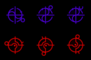 Forerunner Symbols 4