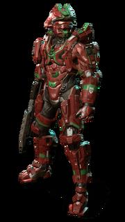 MJOLNIR Raider