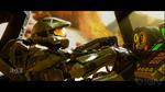 Halo 4 Inner Warthog and MC