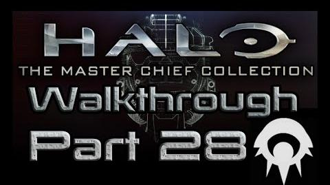 Halo- The Master Chief Collection Walkthrough - Part 28 - Crow's Nest