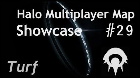 Halo Multiplayer Maps - Halo 2 Turf