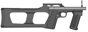 Type-40 Directed-energy pistol