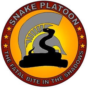 Snake Platoon Logo