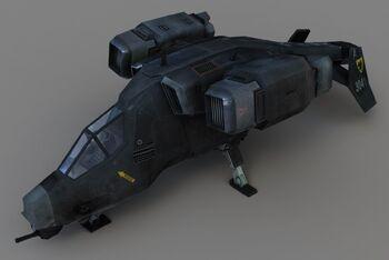 Raptor VTOL