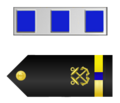UNSC-N Chief Warrant Officer Four