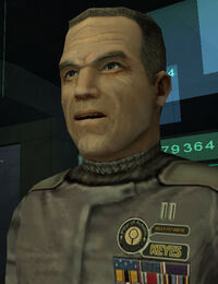 Captain Keyes