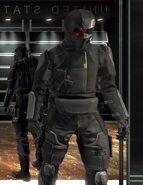 Alpha 9 covert suit