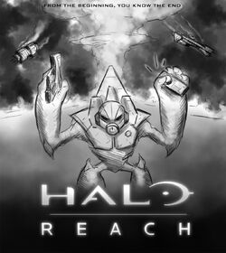 The True Halo Reach cover by levihoff