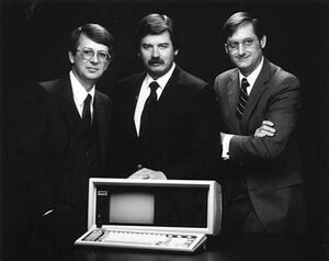 Compaq-founders