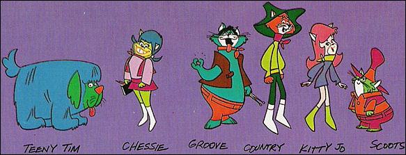 Country Hanna Barbera Wiki Fandom Powered By Wikia