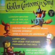 Golden Cartoons In Song Vol 4