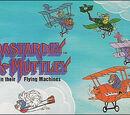 Dastardly & Muttley in Their Flying Machines