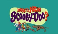 What's New Scooby-Doo title card