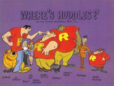 Wheres-Huddles