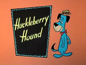 Huckleberry Hound Title Card