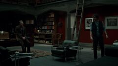 Lecter's office