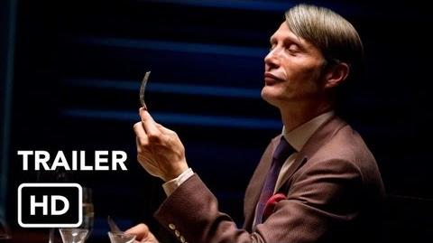 Hannibal (NBC) Series Premiere Trailer