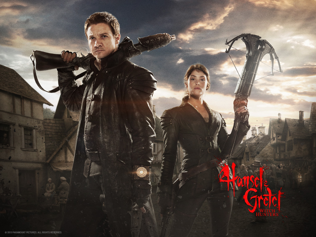 hansel and gretel witch hunters games