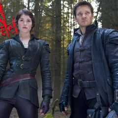 Hansel & Gretel: Witch Hunters.