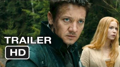 Hansel and Gretel Witch Hunters Official Trailer 1 (2012) - Jeremy Renner, Gemma Arterton Movie HD