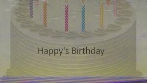Happy's Birthdayi
