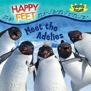 Meet the Adelies (Front Cover)
