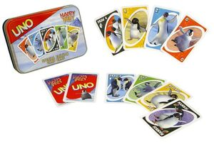 Happy Feet UNO pack